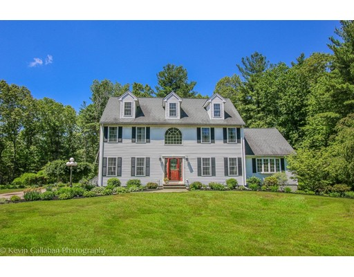 Single Family Home for Sale at 8 Colonial Drive Bellingham, Massachusetts 02019 United States