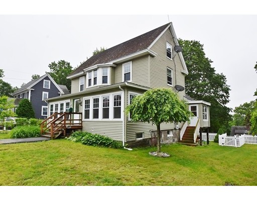 Single Family Home for Sale at 19 Williams Street Ayer, Massachusetts 01432 United States