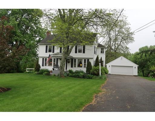 独户住宅 为 销售 在 4 Searle Road Huntington, 马萨诸塞州 01050 美国