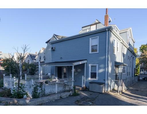Casa Multifamiliar por un Venta en 74 Moreland Street 74 Moreland Street Somerville, Massachusetts 02145 Estados Unidos