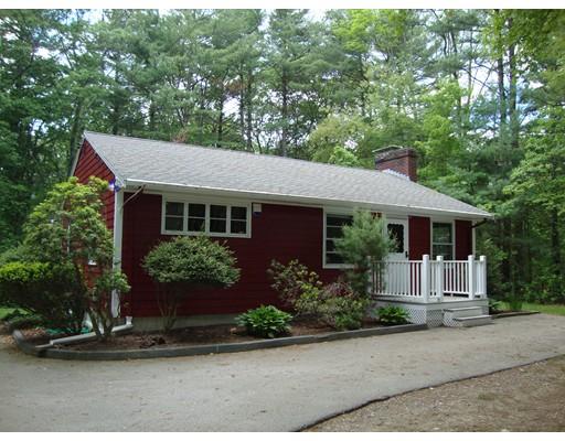 Casa Unifamiliar por un Alquiler en 41 North Grove Foxboro, Massachusetts 02035 Estados Unidos