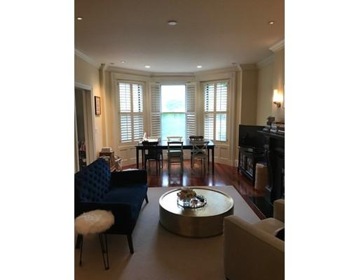 独户住宅 为 出租 在 392 Marlborough Street 波士顿, 马萨诸塞州 02115 美国
