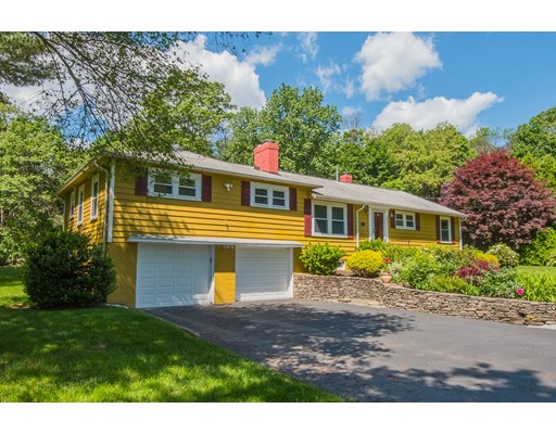 Single Family Home for Sale at 11 Eden Road Wayland, Massachusetts 01778 United States