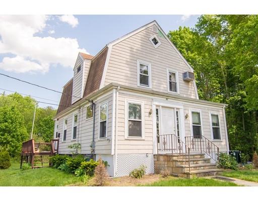 Single Family Home for Sale at 61 Monroe Street Abington, Massachusetts 02351 United States