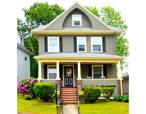 Single Family Home for Sale at 88 Birch Road Winthrop, Massachusetts 02152 United States