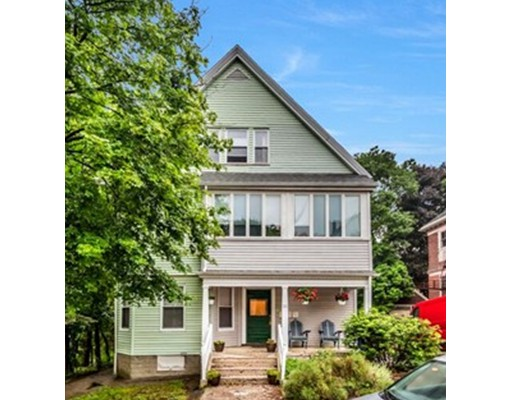Multi-Family Home for Sale at 33 Ashfield Boston, Massachusetts 02131 United States