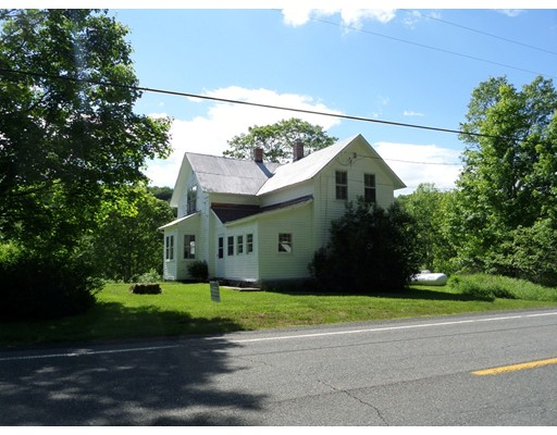 Single Family Home for Sale at 855 Huntington Road 855 Huntington Road Worthington, Massachusetts 01098 United States