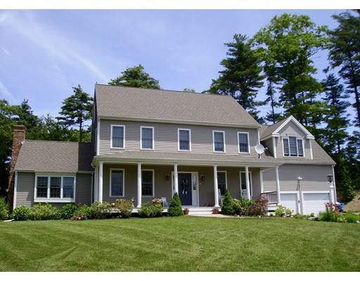 Single Family Home for Sale at 18 Verna Hall Drive 18 Verna Hall Drive Pembroke, Massachusetts 02359 United States