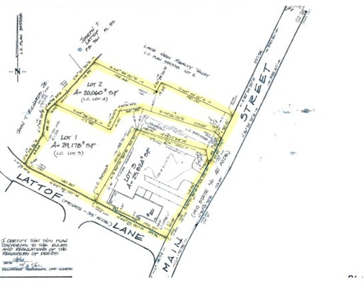 Land for Sale at 201 Main Street Rockport, Massachusetts 01966 United States