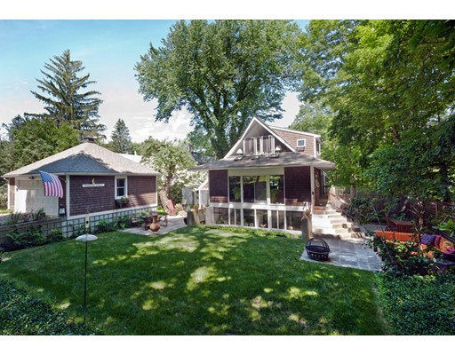 Single Family Home for Rent at 8 Bird Hill Avenue Wellesley, Massachusetts 02481 United States