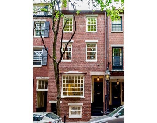 Single Family Home for Sale at 26 Garden Street Boston, Massachusetts 02114 United States
