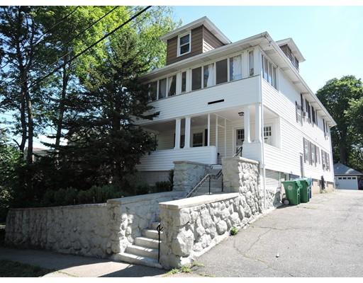 独户住宅 为 出租 在 14 Harrington Street 牛顿, 马萨诸塞州 02460 美国