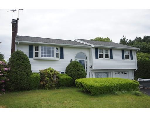 Casa Unifamiliar por un Alquiler en 717 Rathbun Street Blackstone, Massachusetts 01504 Estados Unidos