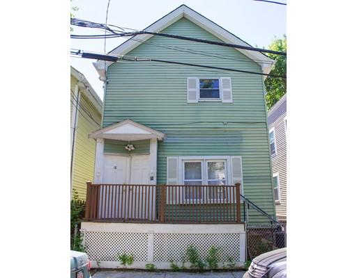 Multi-Family Home for Sale at 18 Lopez Street Cambridge, Massachusetts 02139 United States