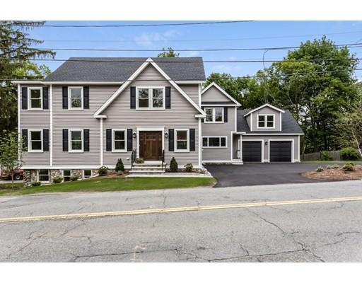 Maison unifamiliale pour l Vente à 100 Green Street Stoneham, Massachusetts 02180 États-Unis