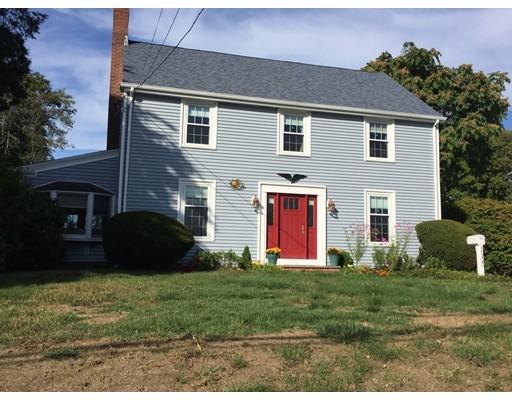 独户住宅 为 销售 在 135 Columbian Street 韦茅斯, 马萨诸塞州 02190 美国