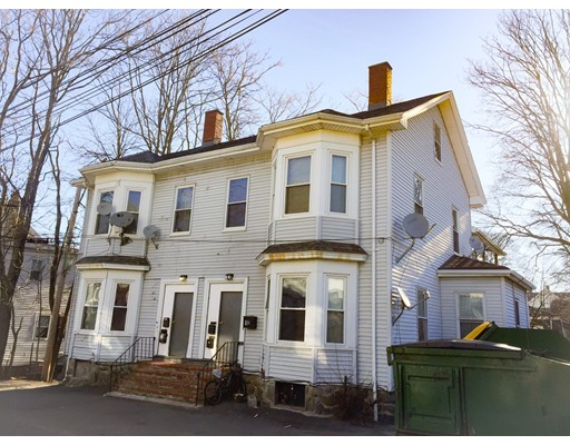 Multi-Family Home for Sale at 91 Chestnut Street 91 Chestnut Street Waltham, Massachusetts 02453 United States