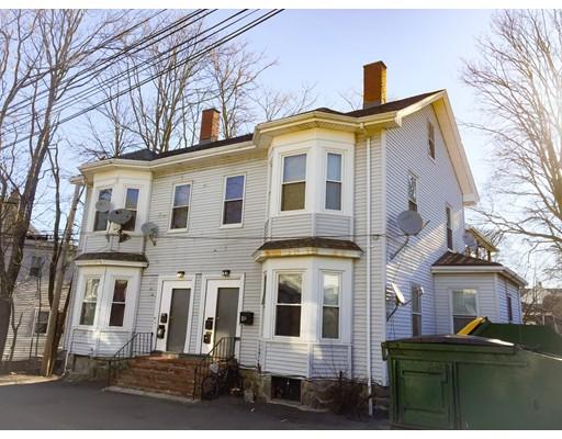 Maison avec plusieurs logements pour l Vente à 91 Chestnut Street 91 Chestnut Street Waltham, Massachusetts 02453 États-Unis