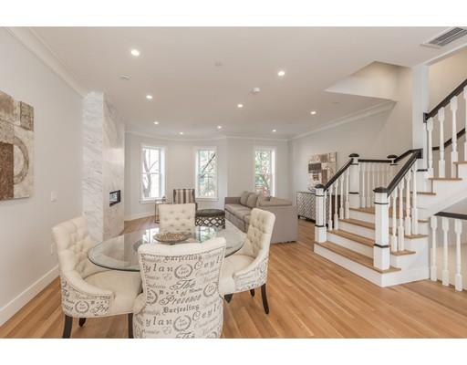 Condominium for Sale at 44 Upton Street #2 Boston, Massachusetts 02118 United States