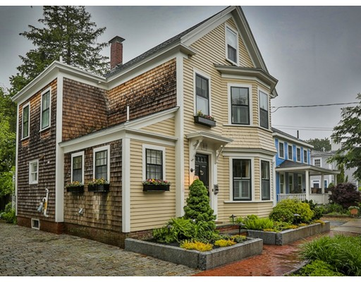 Single Family Home for Sale at 317 High Street Newburyport, Massachusetts 01950 United States