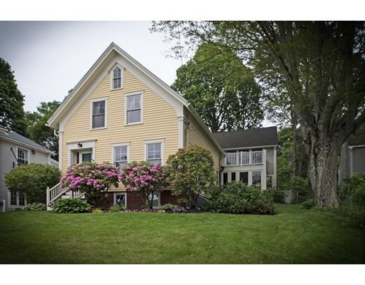 واحد منزل الأسرة للـ Sale في 356 Main Street Groveland, Massachusetts 01834 United States