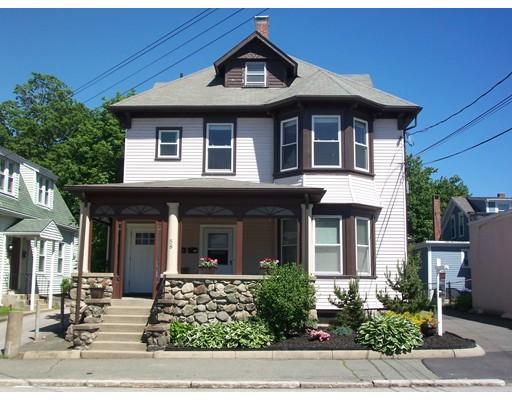 58 Adams Street 3, Waltham, MA 02453