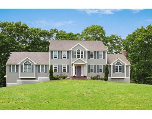 واحد منزل الأسرة للـ Sale في 52 Captains Way East Bridgewater, Massachusetts 02333 United States