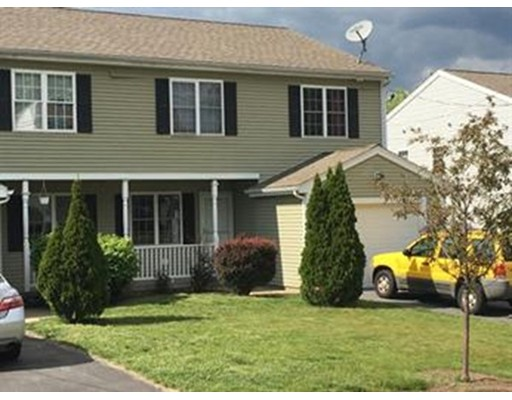 Single Family Home for Rent at 44 Castine Street Worcester, Massachusetts 01606 United States