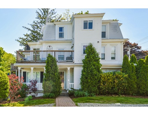 Condominium for Sale at 204 Sandwich Street Plymouth, Massachusetts 02360 United States