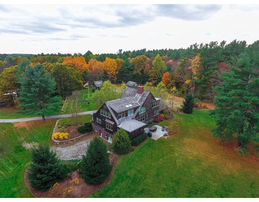 Single Family Home for Sale at 77 Westford Road Concord, Massachusetts 01742 United States