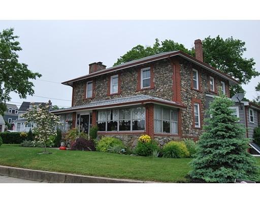 独户住宅 为 销售 在 1 Winslow Road 昆西, 马萨诸塞州 02171 美国