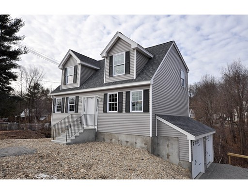 Lot 2 Canton Street, Fitchburg, MA 01420