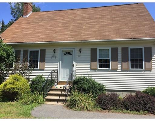 Casa Unifamiliar por un Venta en 76 Ferin Road Ashburnham, Massachusetts 01430 Estados Unidos