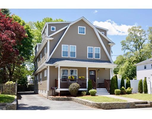 Condominium for Sale at 25 Bridge Street Newton, Massachusetts 02458 United States