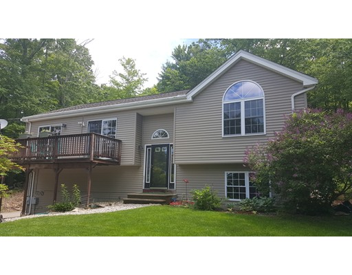 Single Family Home for Sale at 198 Sunset Drive Charlton, Massachusetts 01507 United States