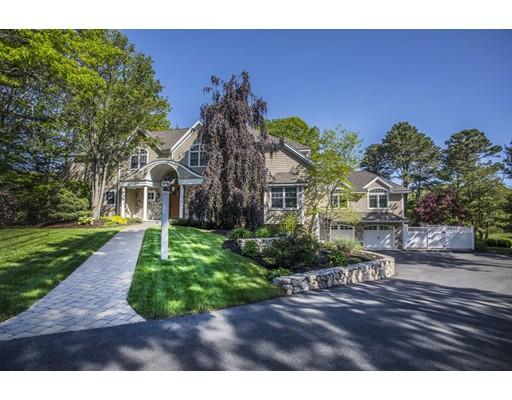 独户住宅 为 销售 在 6 Windy Pine Lane Sandwich, 马萨诸塞州 02563 美国