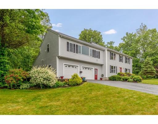Частный односемейный дом для того Продажа на 82 CORRIE LANE Burrillville, Род-Айленд 02839 Соединенные Штаты