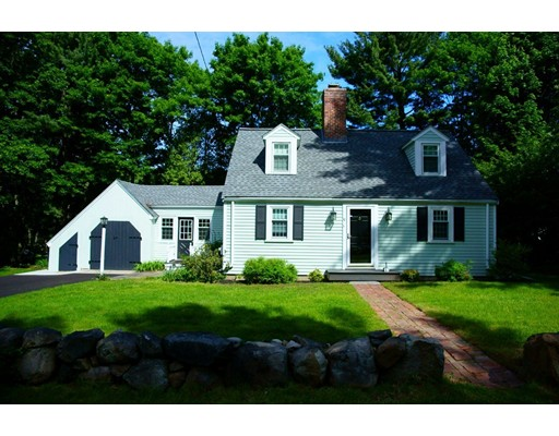 10 Paul Revere Road, Lexington, MA 02421