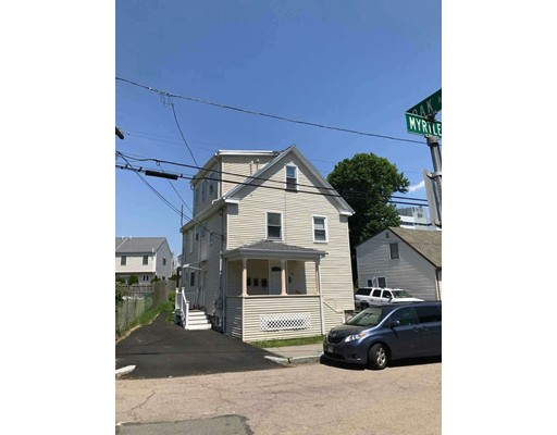 Single Family Home for Rent at 19 Myrtle Street Quincy, Massachusetts 02171 United States