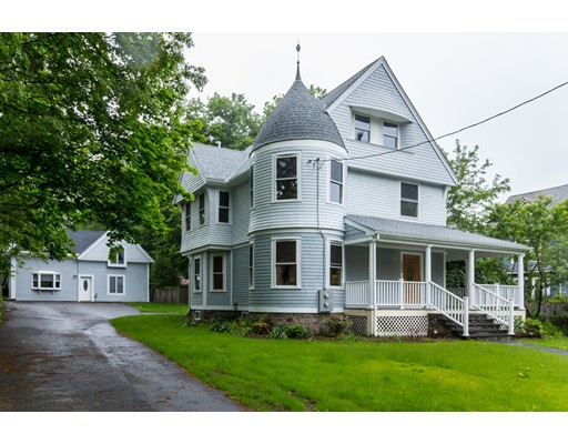 Single Family Home for Sale at 1099 Walnut Street Newton, Massachusetts 02461 United States