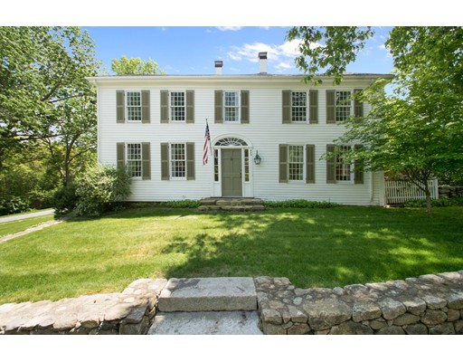 Single Family Home for Sale at 685 Highland Street Marshfield, 02050 United States