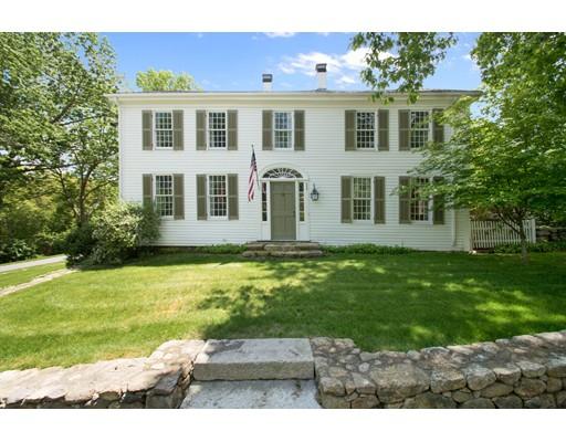 Casa Unifamiliar por un Venta en 685 Highland Street Marshfield, Massachusetts 02050 Estados Unidos