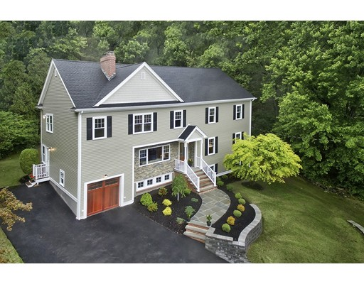 Single Family Home for Sale at 12 Fairlane Terrace Winchester, Massachusetts 01890 United States