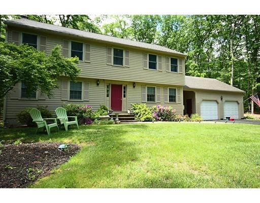 独户住宅 为 销售 在 86 Brown Road 86 Brown Road 哈佛, 马萨诸塞州 01451 美国