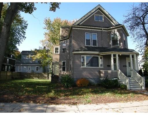 Casa Unifamiliar por un Alquiler en 74 Sydney Street Boston, Massachusetts 02125 Estados Unidos