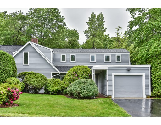 Condominium for Sale at 3 Blacksmith Road Milton, Massachusetts 02186 United States