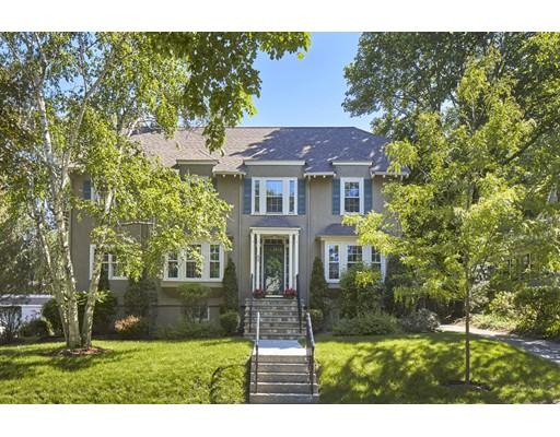 Single Family Home for Sale at 63 Cedar Road Belmont, Massachusetts 02478 United States