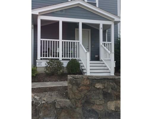 独户住宅 为 出租 在 8 Dustin Street 波士顿, 马萨诸塞州 02135 美国
