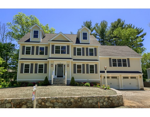 66 Longwood Ave, North Andover, MA 01845