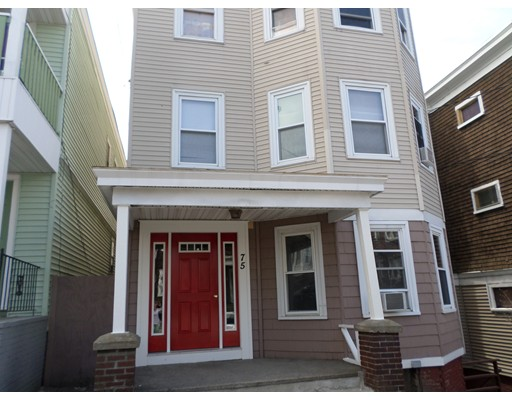 Multi-Family Home for Sale at 75 Bellingham Street Chelsea, Massachusetts 02150 United States